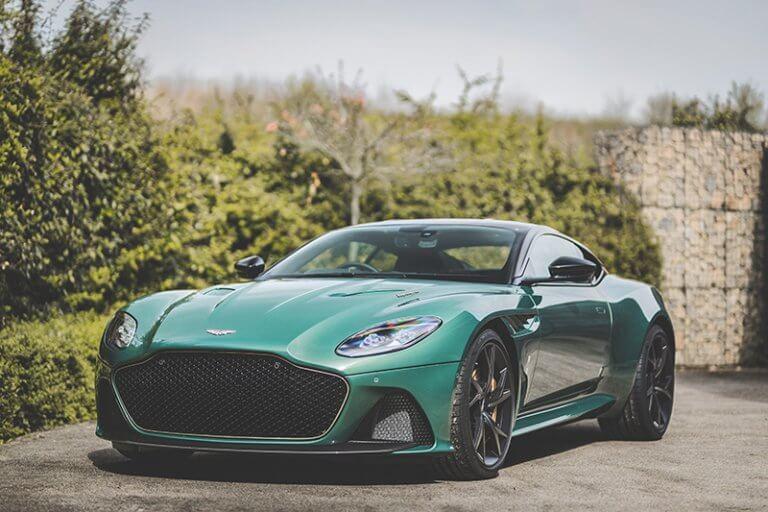 Aston Martin DBS 59, por el 60 aniversario del triunfo en Le Mans