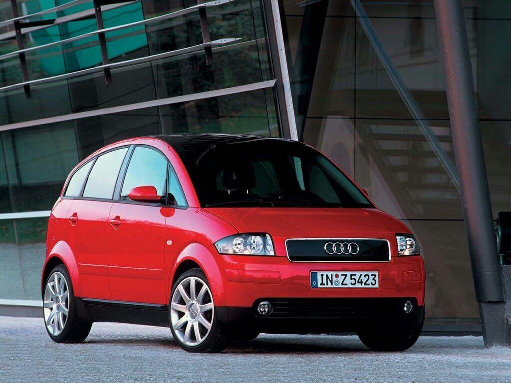 Audi A2, un infravalorado y desconocido futuro clásico