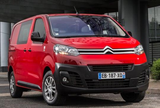 Citroën Jumpy, una parte más de tu negocio