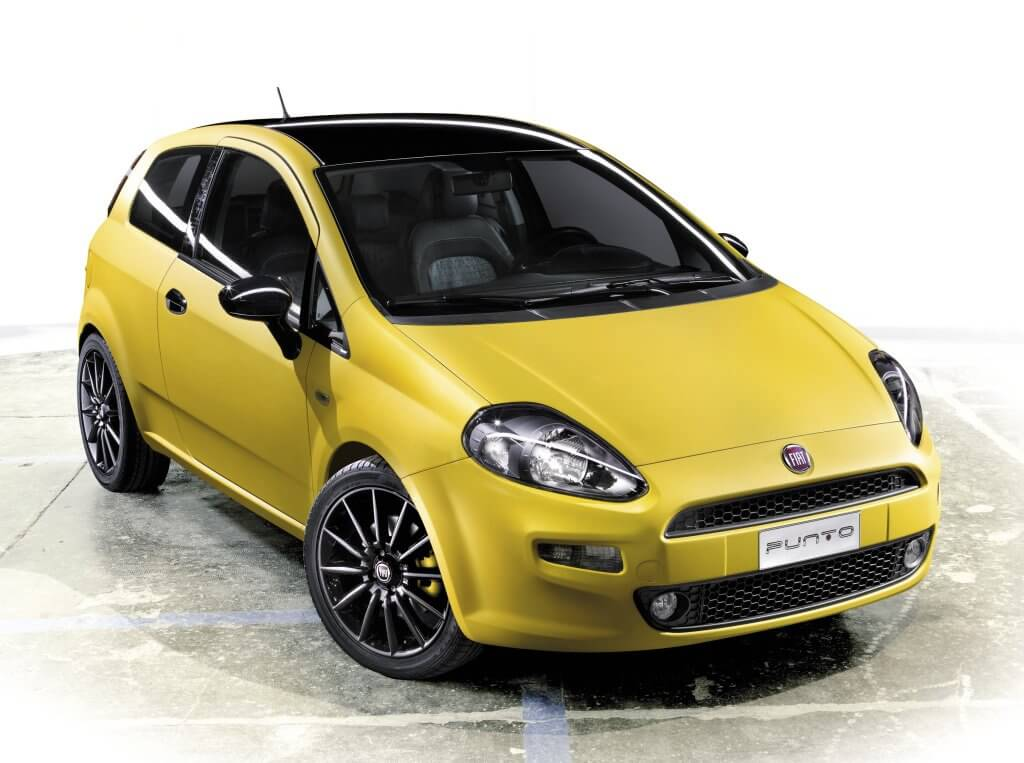 Fiat Punto, un utilitario tan desfasado como irrelevante