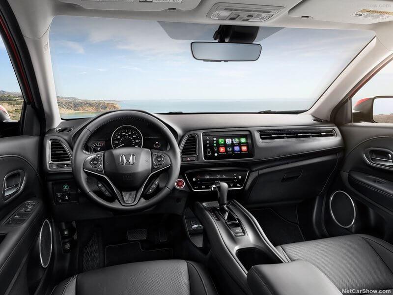 Honda HR-V 2019, interior.