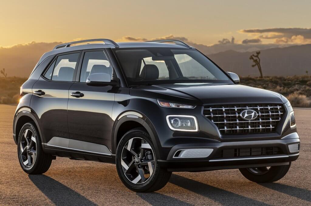 Hyundai Venue 2020, el SUV más pequeño y asequible de Hyundai