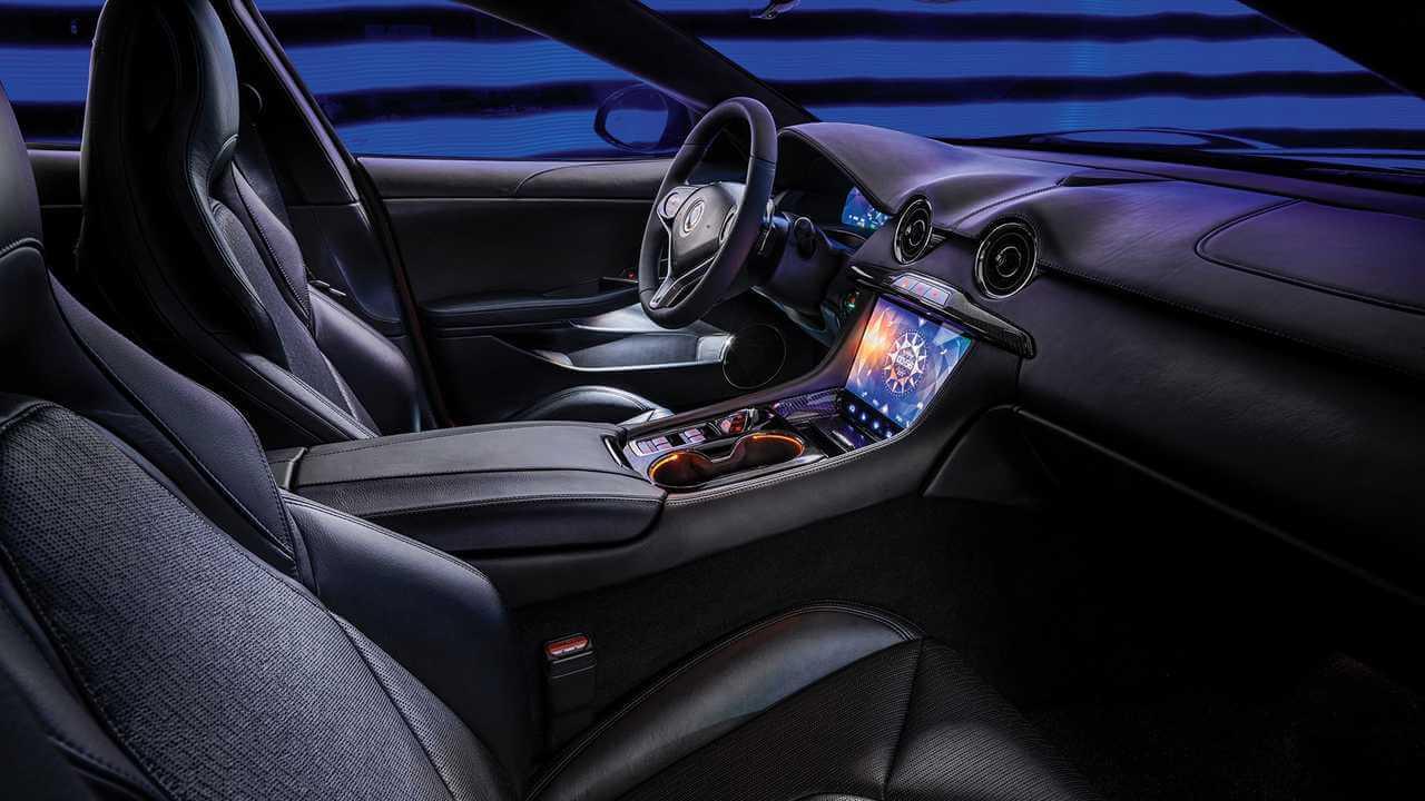 Karma Revero GT 2020: interior.