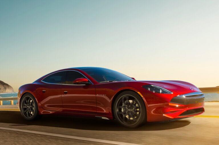 Karma Revero GT 2020, el exótico híbrido chino con corazón alemán