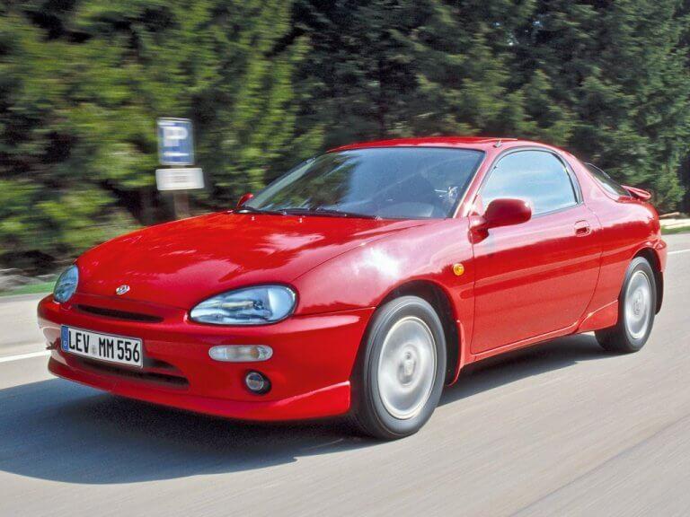 Mazda MX-3, un capricho al alcance de todos