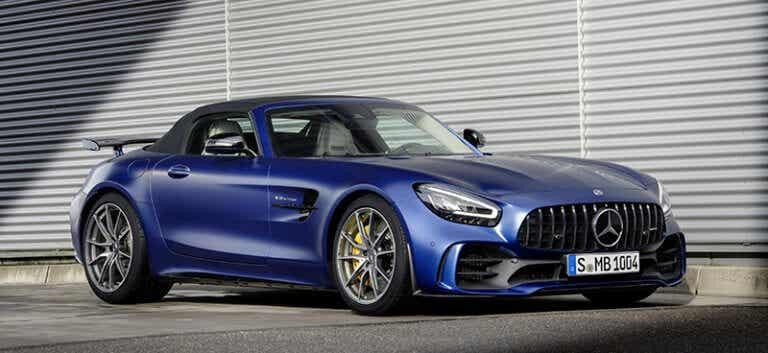 Ya hay precio para las 750 unidades del Mercedes-AMG GT R Roadster
