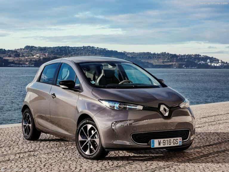 Renault ZOE, 400 km de autonomía... homologada