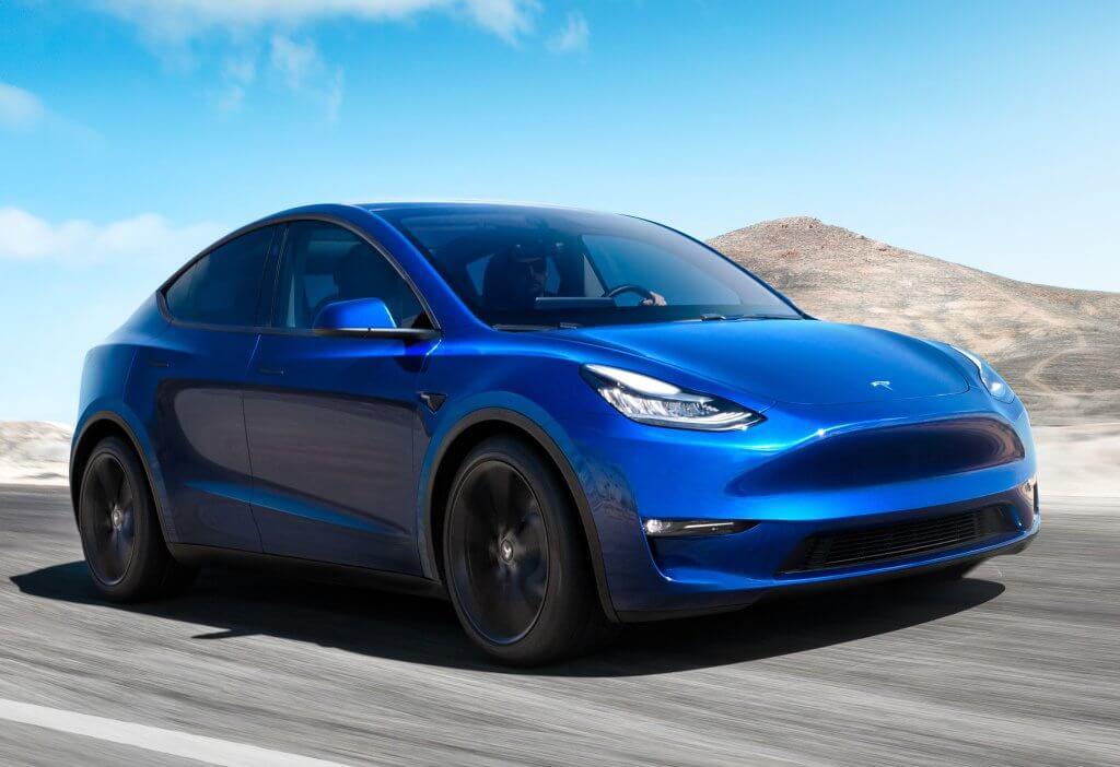 Tesla Model Y, crossover eléctrico de 7 plazas y altas prestaciones