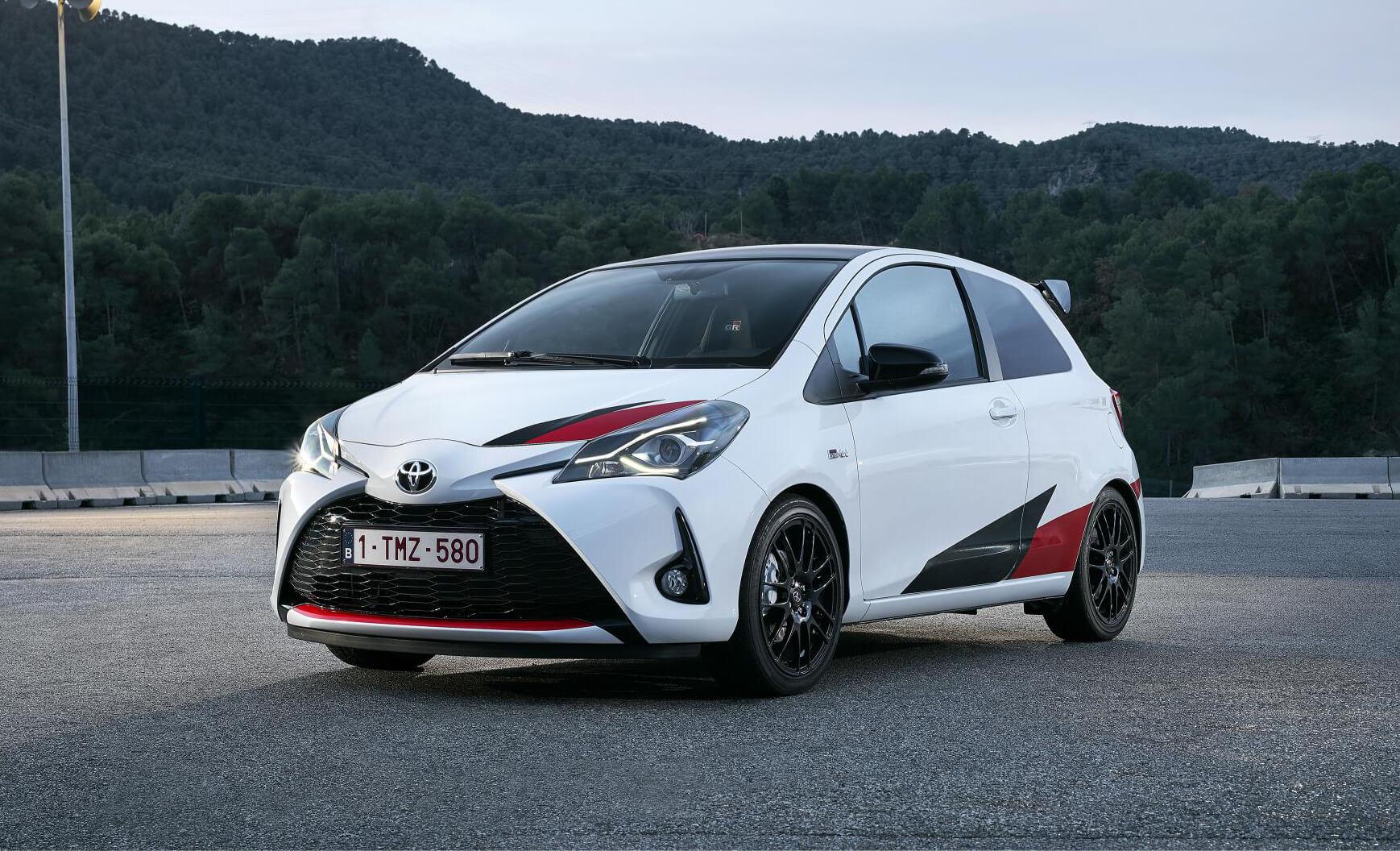 Toyota Yaris GRMN: siempre hay sitio para un utilitario radical