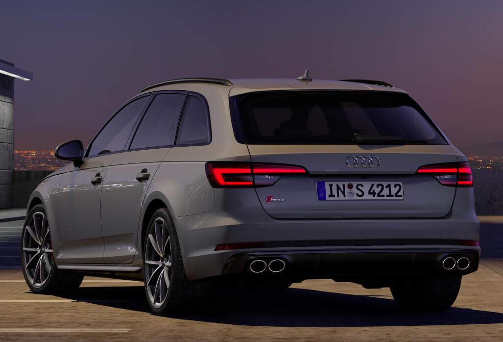 Audi S4 Avant TDI: zaga.
