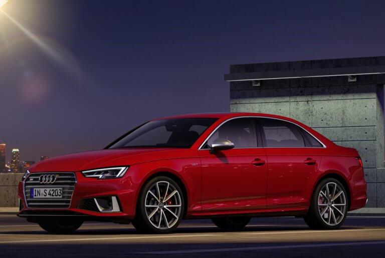 Los Audi S4 TDI y S5 TDI muestran la cara más deportiva del diésel