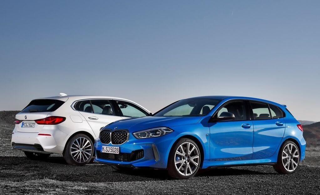 Nuevo BMW Serie 1 2019, adiós al compacto de propulsión trasera