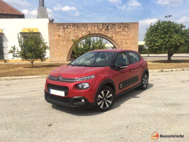 Prueba: Citroën C3 Feel 1.2 PureTech, urbano y rutero a la moda