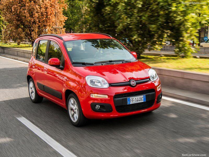 Fiat Panda, la ciudad sigue siendo suya