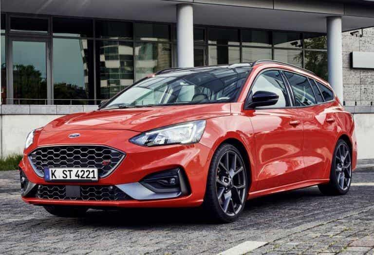 El Ford Focus ST Sportbreak 2019 es el deportivo para la familia