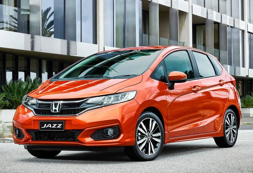 Honda Jazz, la máxima modularidad en apenas 4 metros de monovolumen