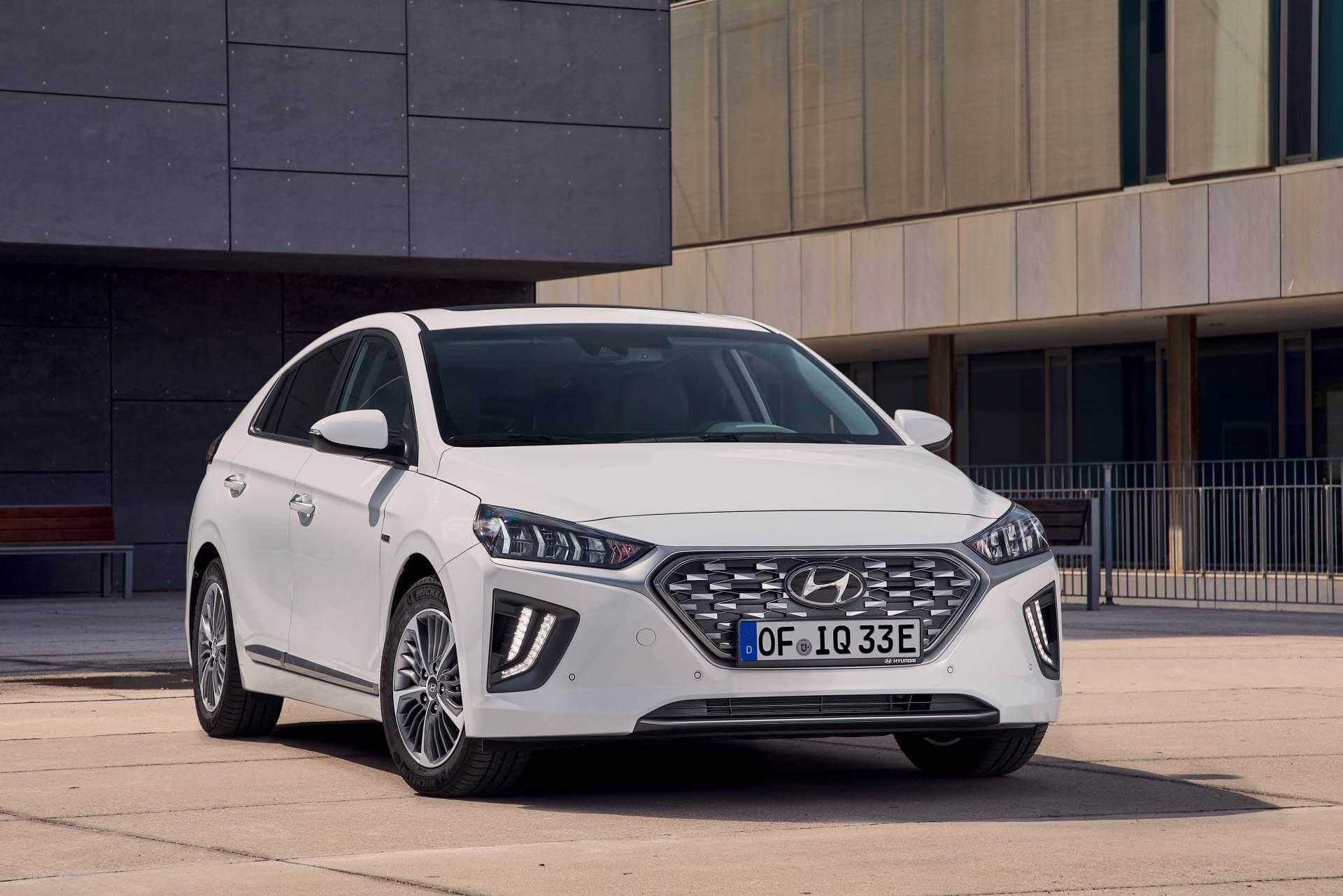 Hyundai IONIQ 2020, nuevo diseño y mayor capacidad térmica y eléctrica