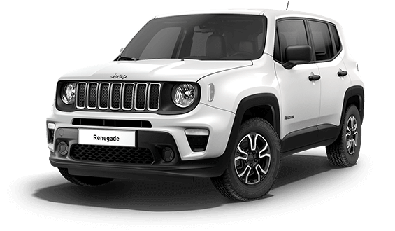 Jeep Renegade Change The Way, equipado y a precio derribo