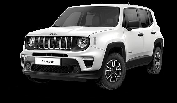 Jeep Renegade Change The Way, equipado y a precio derribo