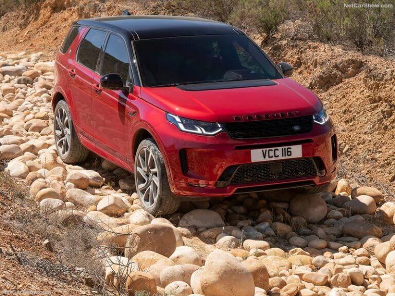 Land Rover Discovery Sport 2020, todo un paso adelante