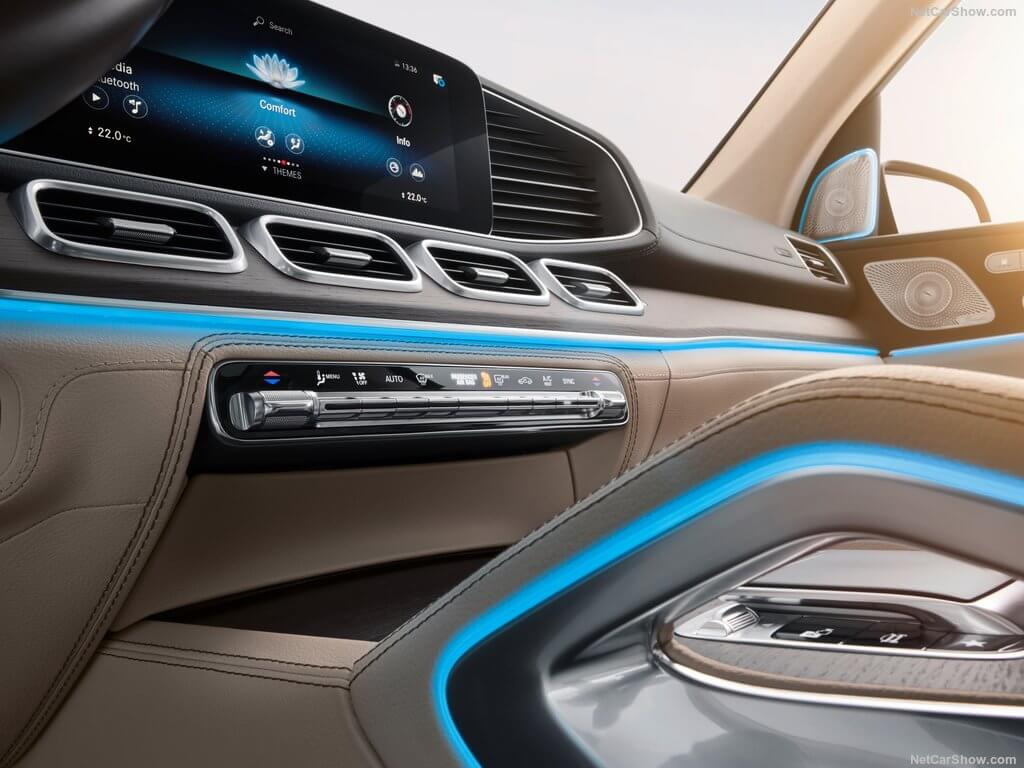 Mercedes GLS 2020.
