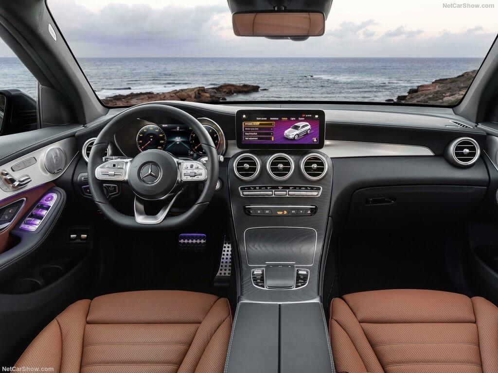 Mercedes GLC 2019.