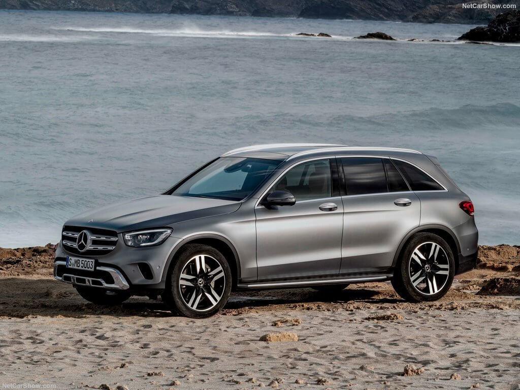 Mercedes GLC 2019, una puesta al día necesaria