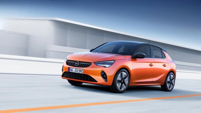 Opel Corsa-e, potencia eléctrica con 330 kilómetros de autonomía