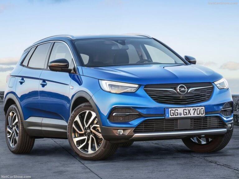 Opel Grandland X, uno del montón