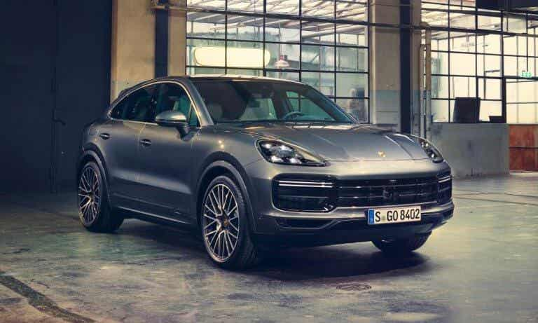 Porsche Cayenne S Coupé, más potencia para el SUV deportivo