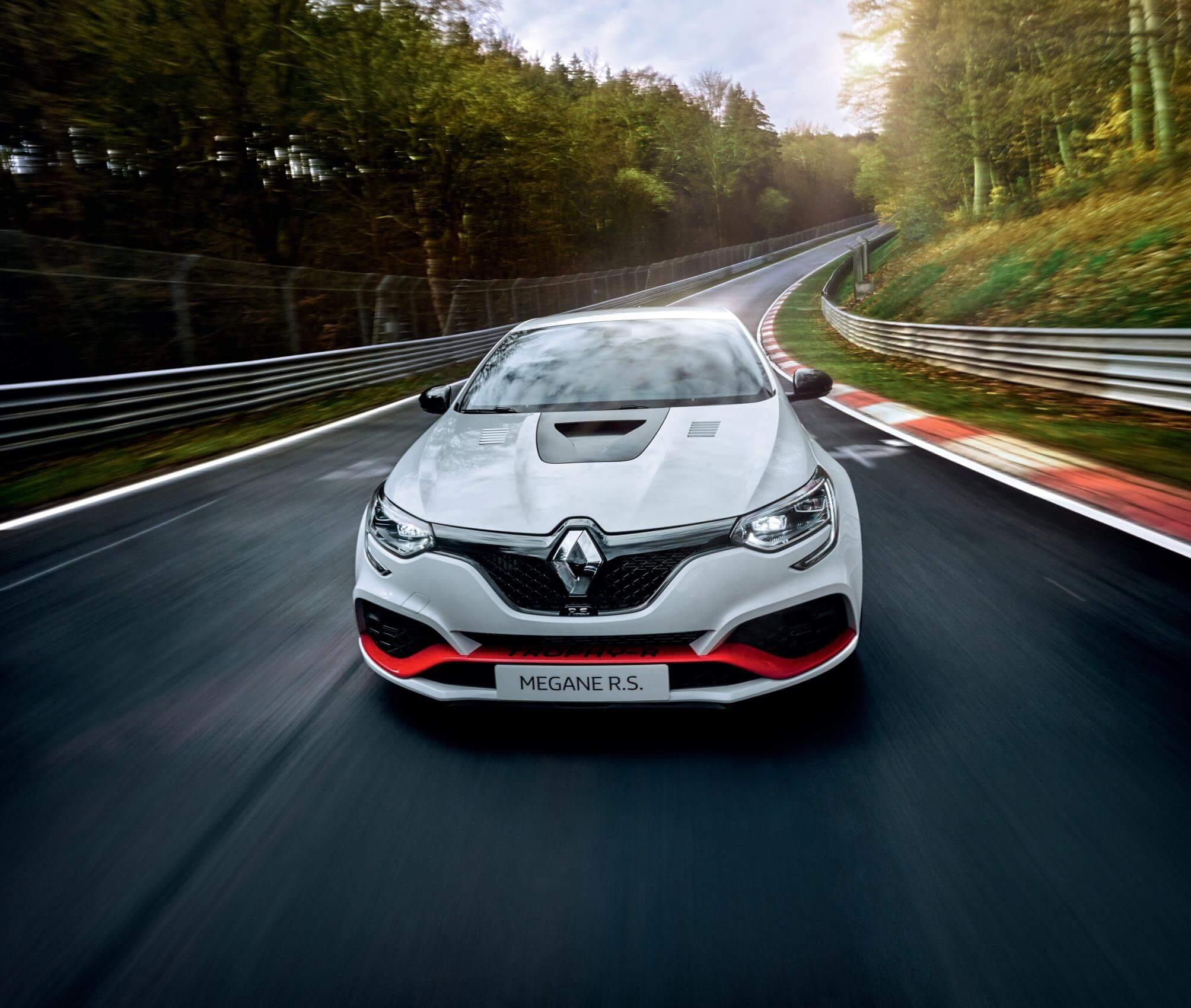 Renault Megane RS Trophy-R: frontal
