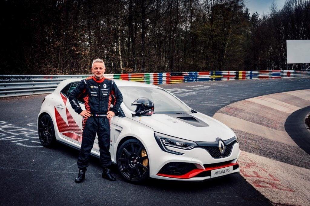 Renault Megane RS Trophy-R, el tracción delantera más rápido en Nürburgring
