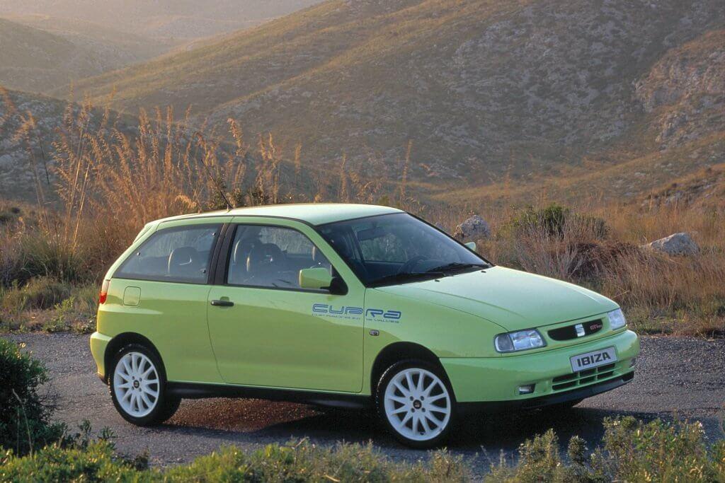 Seat Ibiza GTi 16v Cupra, el deseado