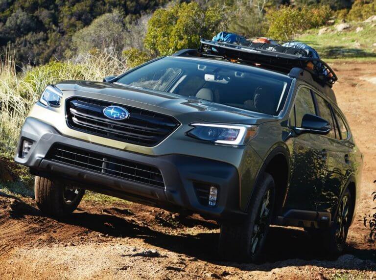 Subaru Outback 2019, más moderno y tan eficaz en el campo como siempre