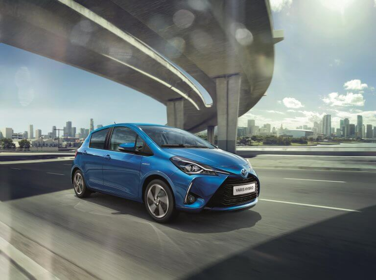 Toyota Yaris 2019, ahora con mayor conectividad móvil
