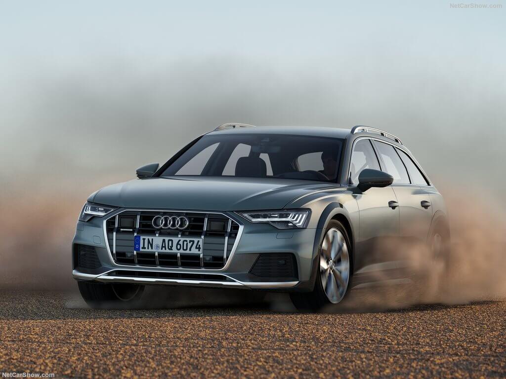 Audi A6 allroad quattro, el deseo de la familia