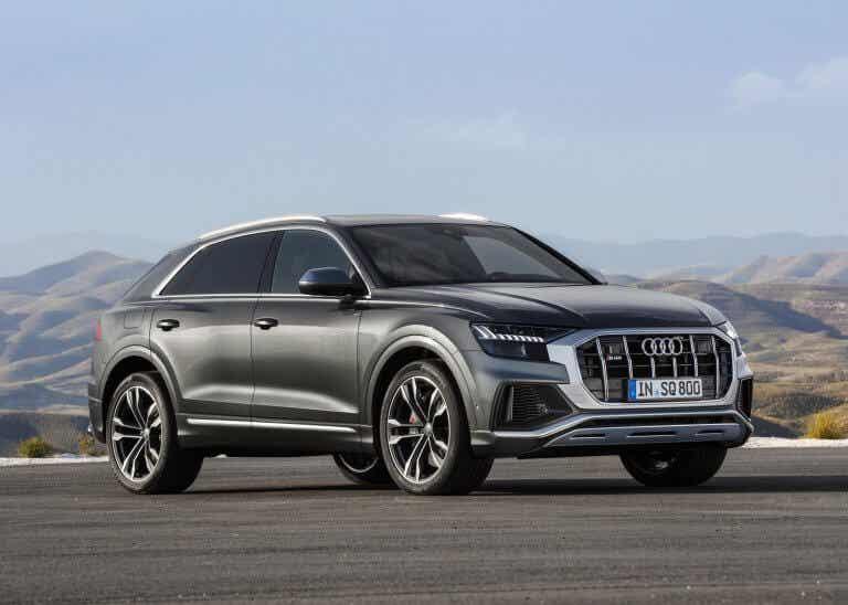 Audi SQ8 TDI, con el motor diésel más potente de Europa