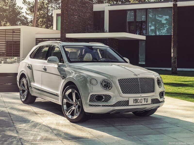Bentley Bentayga Hybrid, el SUV de la doble cara