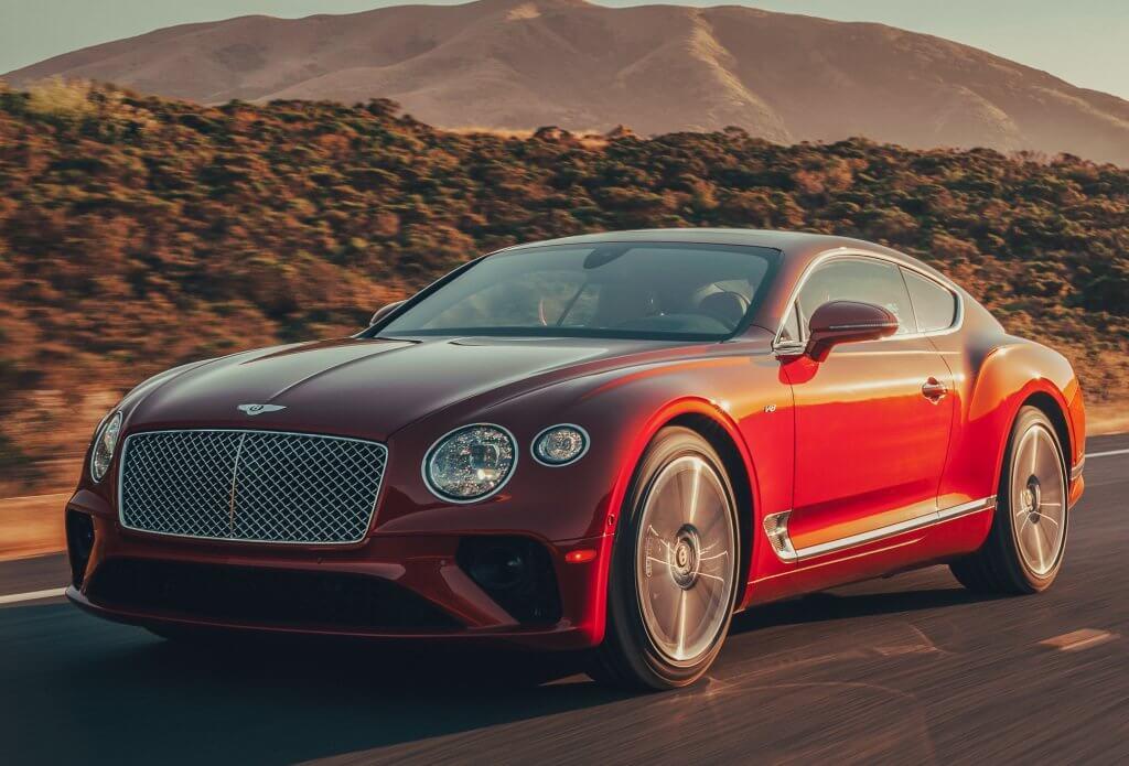 Bentley Continental GT V8, el nuevo modelo de 'acceso' a la gama