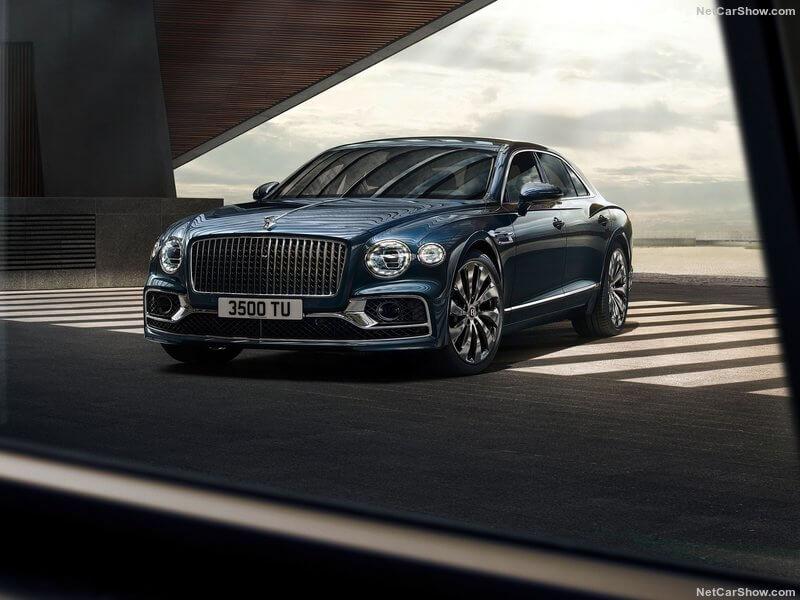 Bentley Flying Spur 2020, el lujo materializado