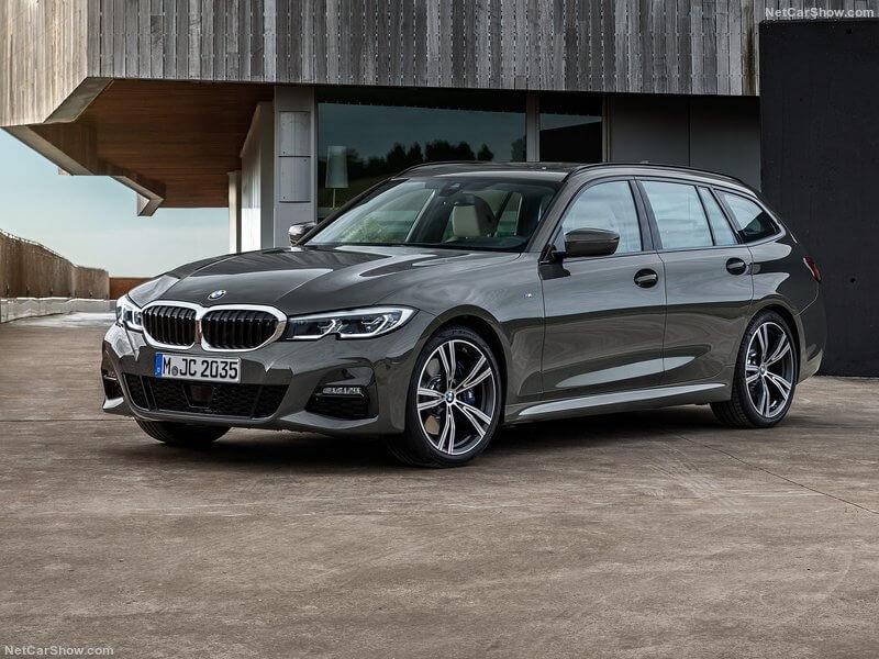 BMW Serie 3 Touring, así da gusto comprarse un familiar
