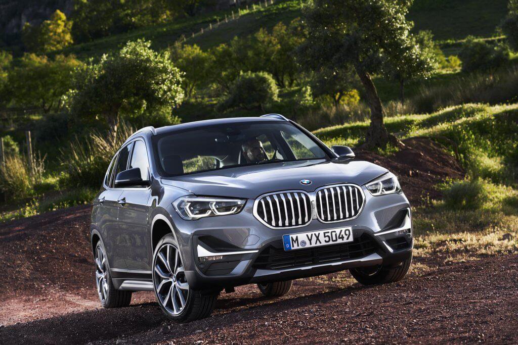 BMW X1 2019, un restyling que traerá una variante híbrida enchufable