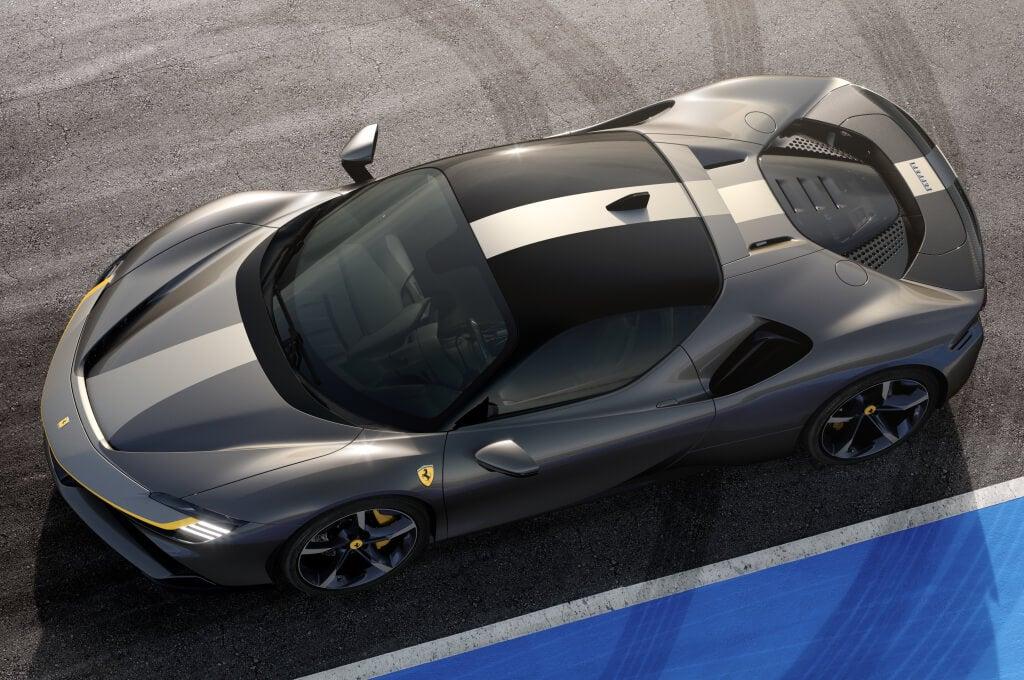 Ferrari SF90 Stradale Asetto Fiorano.