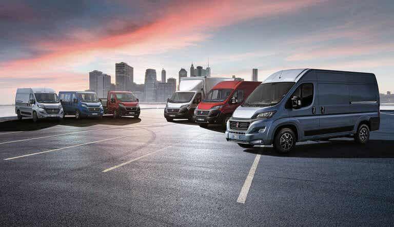 Fiat Ducato 2020: la navaja multiusos eléctrica, de gas o diésel