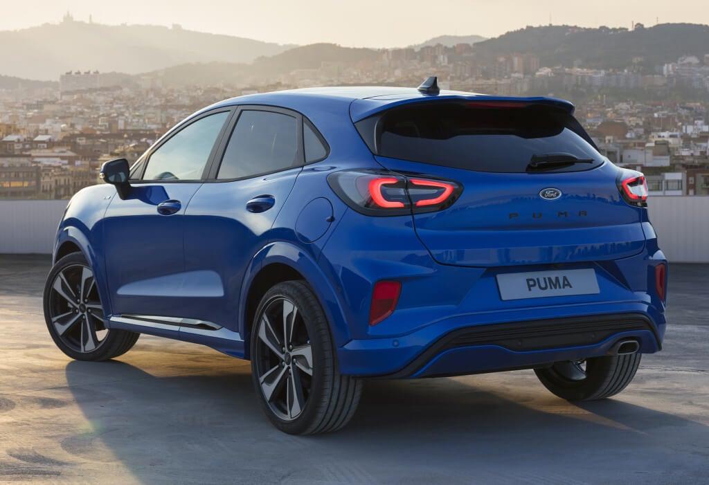Ford Puma 2019. zaga.