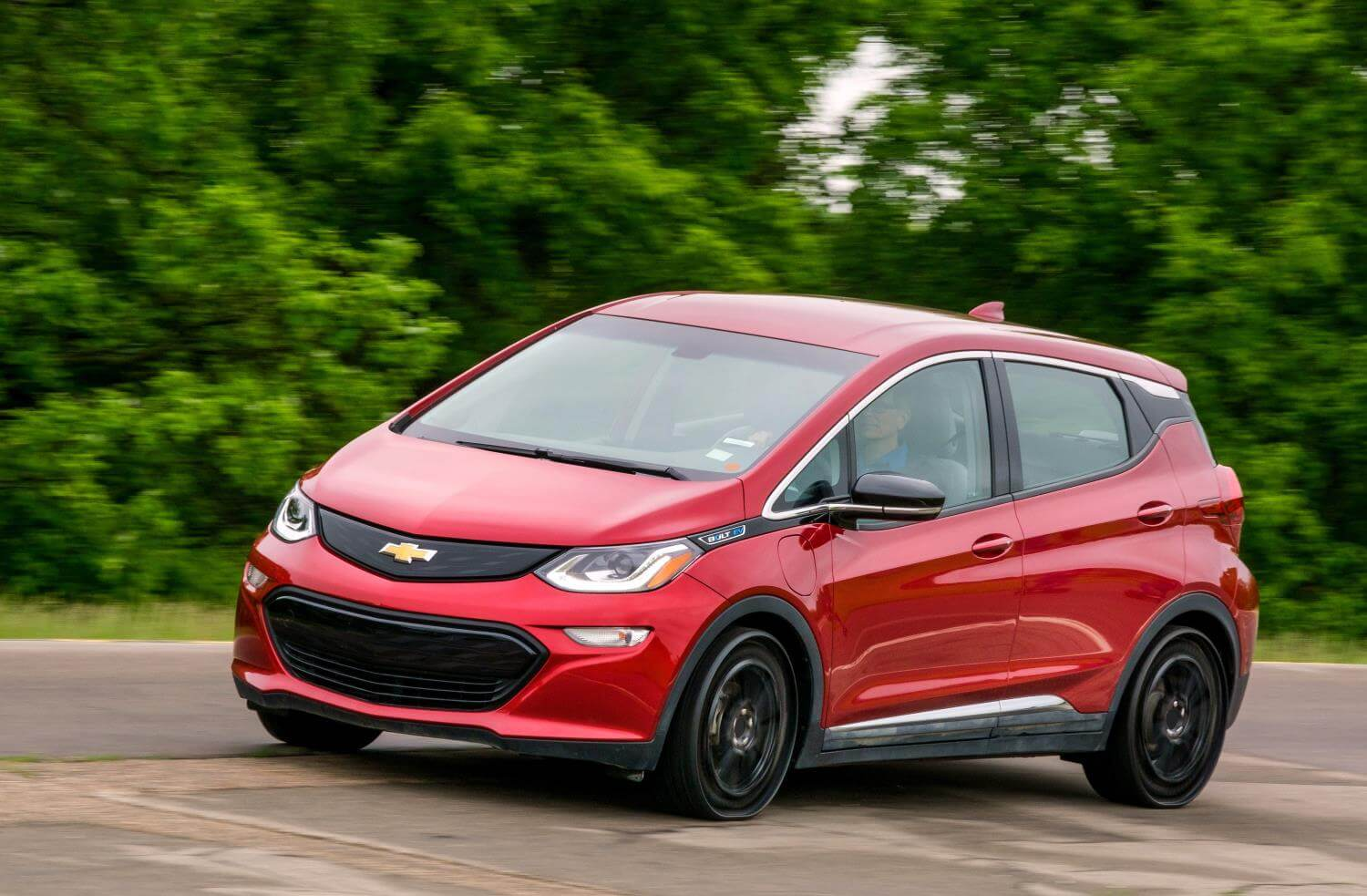 Michelin UPTIS en el Chevrolet Bolt EV
