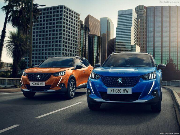 Peugeot 2008 2020, el SUV utilitario se hace mayor