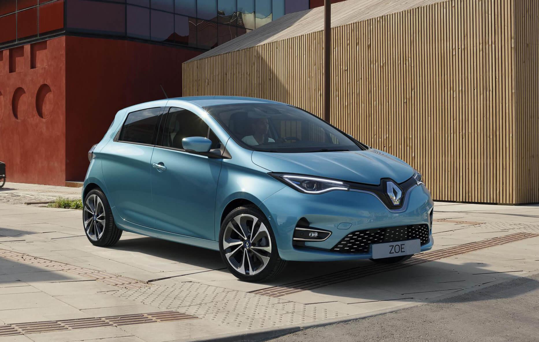 Renault ZOE 2019: el eléctrico francés madura