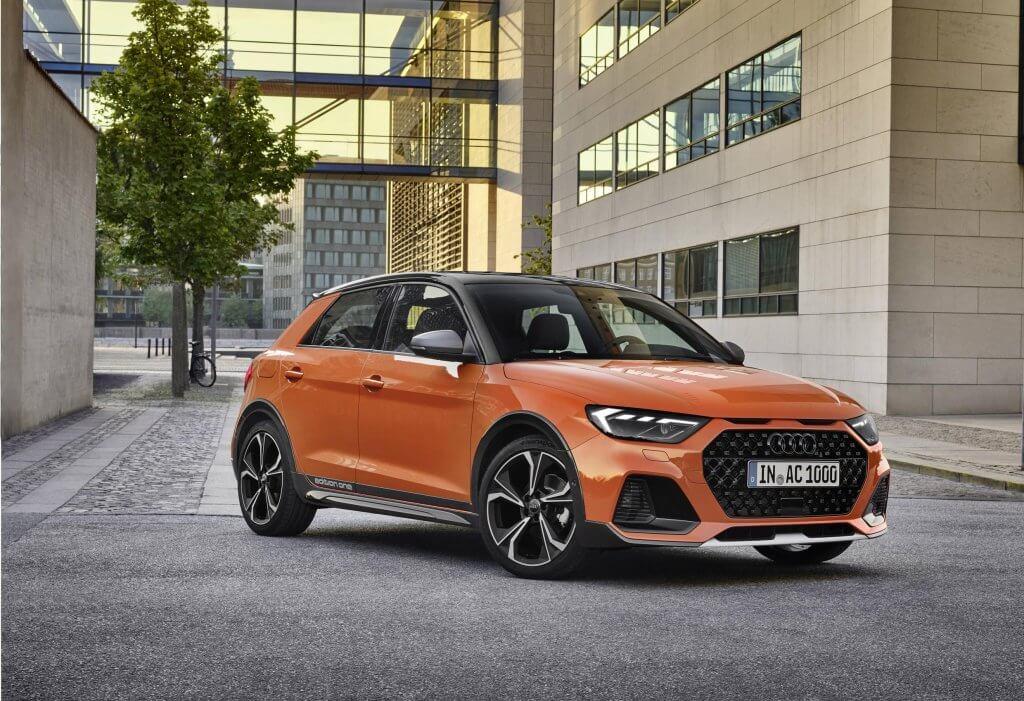 Audi A1 citycarver, el utilitario premium de corte campero