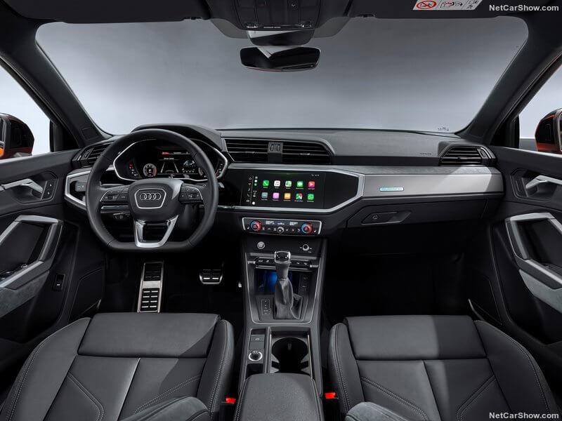 Audi Q3 Sportback, interior.